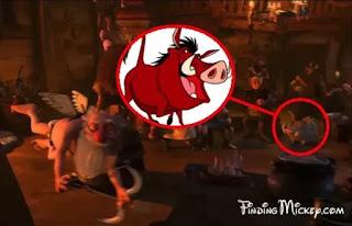 Sorprendentes coincidencias en las películas de Disney