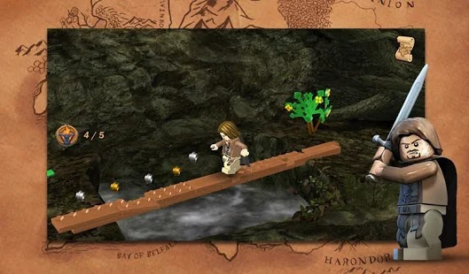LEGO The Lord of the Rings Apk + Data for android