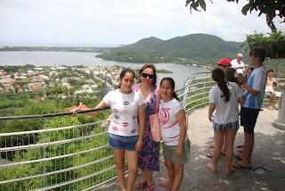 Mirante do Morro da Cruz, em Florianópolis