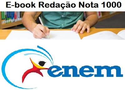 E-book Redação Nota 1000