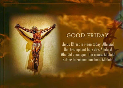 Happy good friday images with bible verse 2018