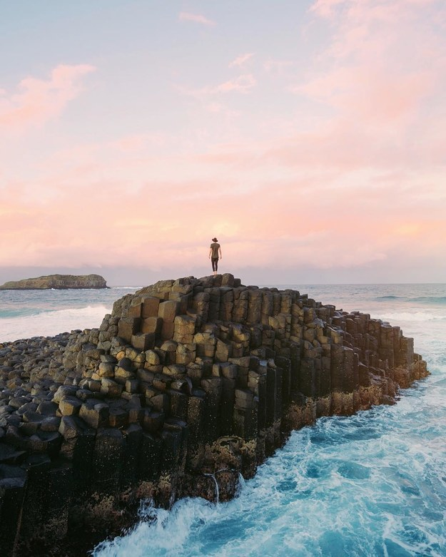 17 Real Places That Are Probably Portals To The Wizarding World - Fingal Head in New South Wales, Australia