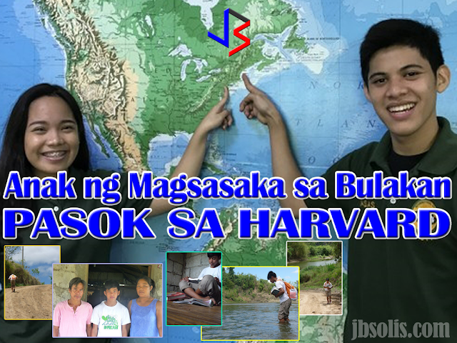 "Two Filipino students from International School Manila - Philippine Scholarship Program are a part of a group of students who are heading to Ivy League schools in the US. Romnick Blanco will attend Harvard. Another scholar, Jessica Cuadro, is the daughter of a policeman. She is going to Columbia University. Romnick is the seventh of nine children of a farmer who works the land in the foothills of the Sierra Madre in Bulacan. His father, Renato works as a vegetable and rice farmer. Just getting to public school made him reliant on his own two legs. On Saturdays, he walked two hours each way in the other direction so that he could study English at the GreenEarth Heritage Foundation's Learning Center. On one occasion, he nearly drowned when he crossed a river during the rainy season. The GreenEarth leaders were impressed by his determination that they encouraged Romnick to vie for a place at ISM under the Philippine Scholarship Program. He passed the qualifying exam with flying colors. Rom scored 99% in Reading, 94% in Vocabulary and 93% in Math Concepts, ranked among the top 10 of the batch. When ISM's Director of Admissions and Advancement, Stephanie Hagedorn, asked Romnick's father five years ago what he wishes for his son to gain from the scholarship, he answered, ""I want the best for my son, but what is important is that he stays humble."" His five years at ISM culminated in a full scholarship to Harvard covering tuition, accommodation, flights and even clothing to help him through the New England winter. Romnick is proud of his origins, loves his family and community and wants to use his Harvard education to help him serve his country one day. ISM's scholarship program has been helping Filipino children for more than fifty years, but Romnick has proven that he is one of the most worthy recipients of its help."