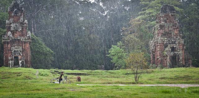 Pluies hors-saison dans le royaume