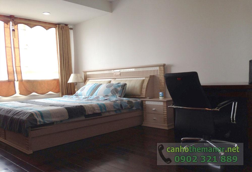 căn hộ cho thuê The Manor 124m2, 3PN - hình 7