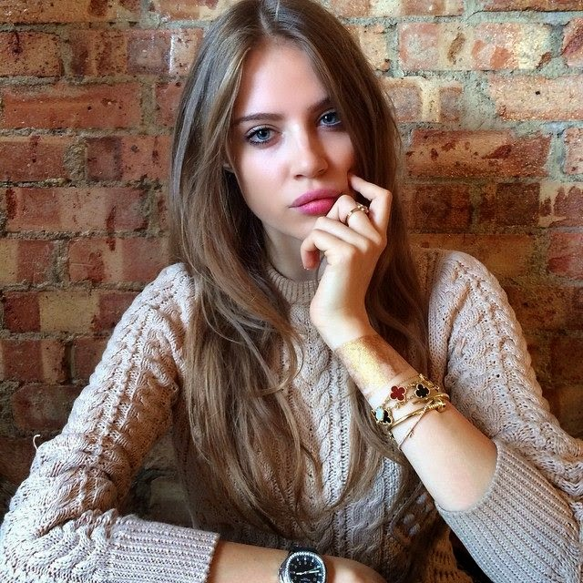 Xenia Tchoumitcheva officialpamela