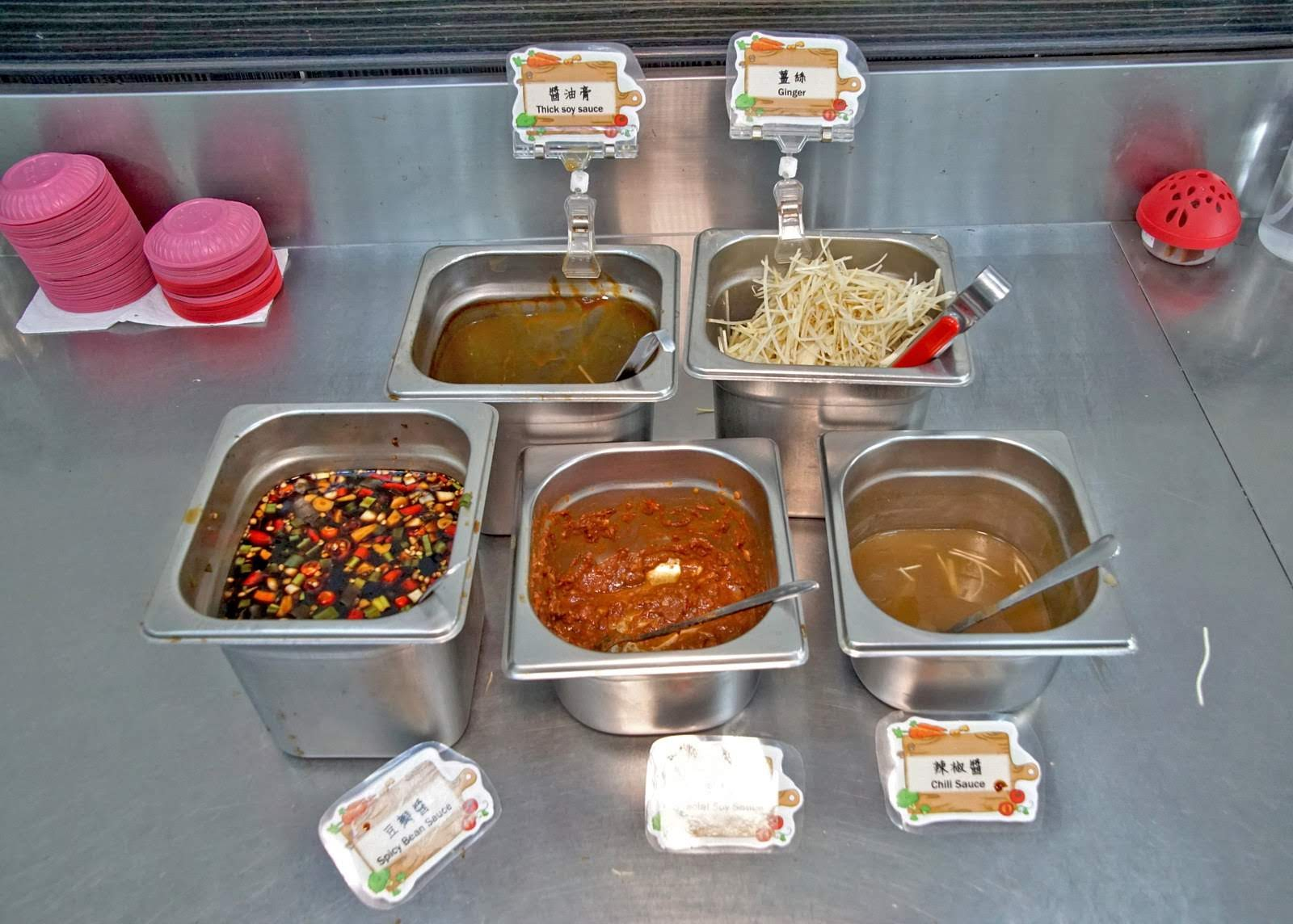[台南][安平區] 助仔牛肉湯|原大菜市在地老店|食記