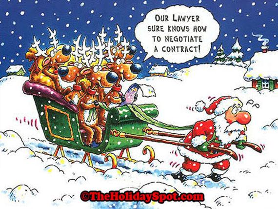 Christmas Jokes And Puns
