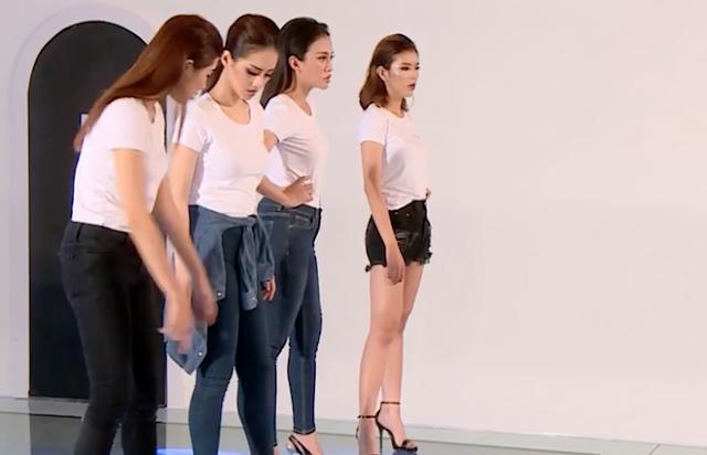 Xem The Face Vietnam 2017 Tập 3 Full HD