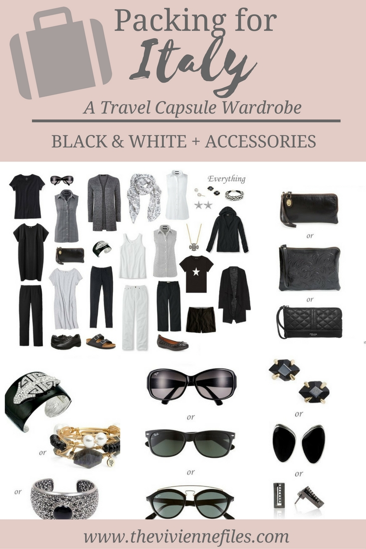 Essential Accessories For A Travel Capsule Wardrobe: What