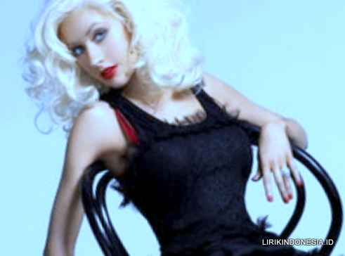 Lirik Your Body dari Christina Aguilera