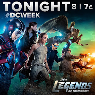 DC's Legends of Tomorrow starts tonight