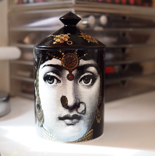 Fornasetti L'Eclaireuse Candle Get Lippie 20160807