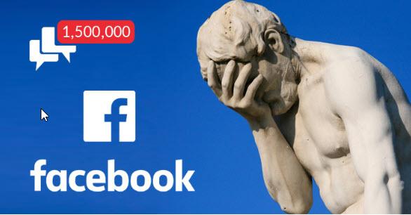 Facebook đã thu thập danh bạ từ 1,5 triệu tài khoản email mà không có sự cho phép của người dùng - CyberSec365.org