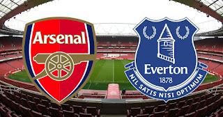 Смотреть онлайн Арсенал против Эвертон в прямом эфире