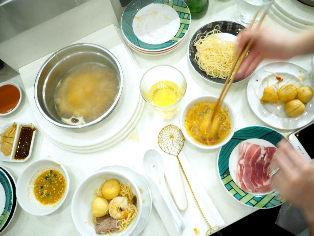 chinese hotpot london restaurant