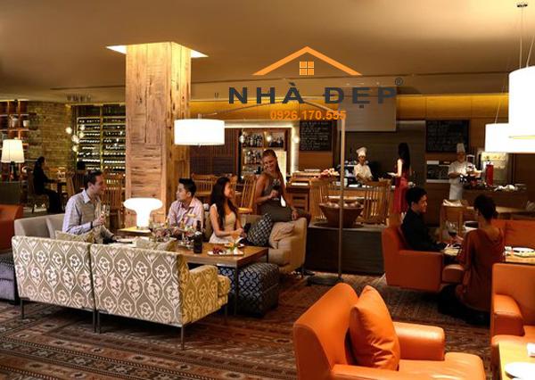 BỌC LẠI GHẾ SOFA CAFE