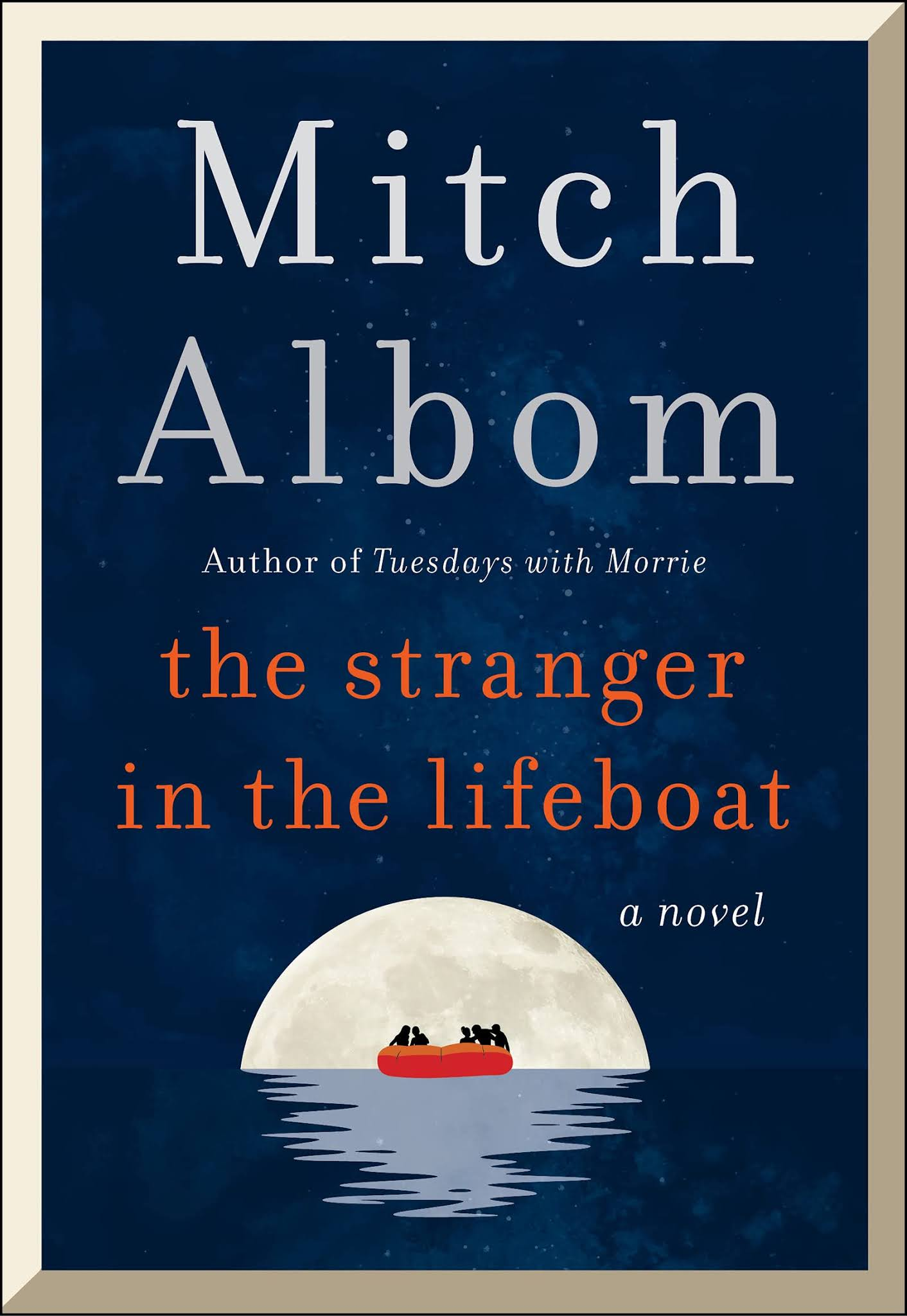 The Stranger in the Lifeboat by Mitch Albom