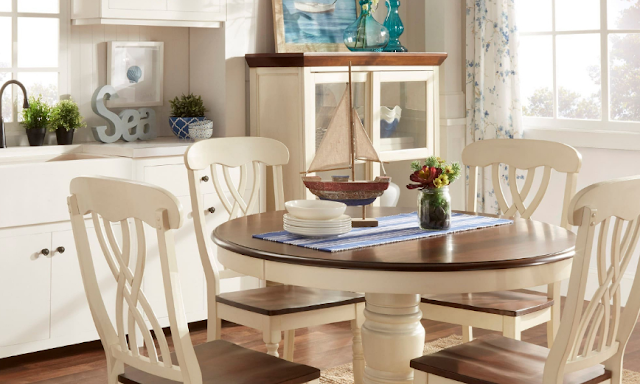 Dining Room Coastal