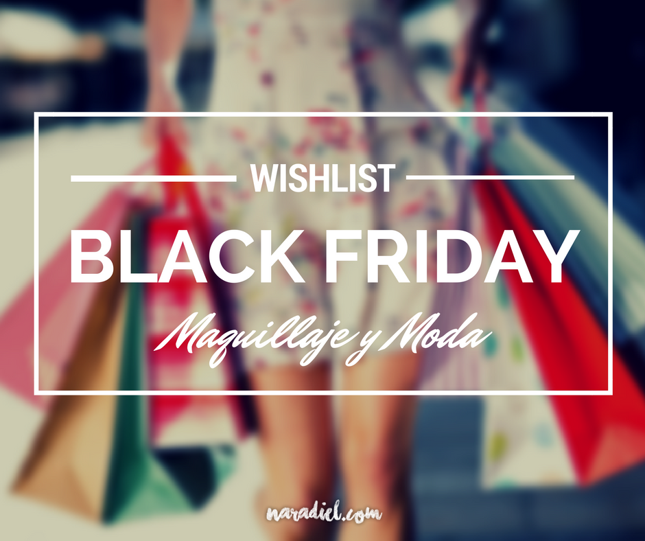 My Black Friday Wishlist