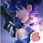 Cyber Hunter Apk+Data