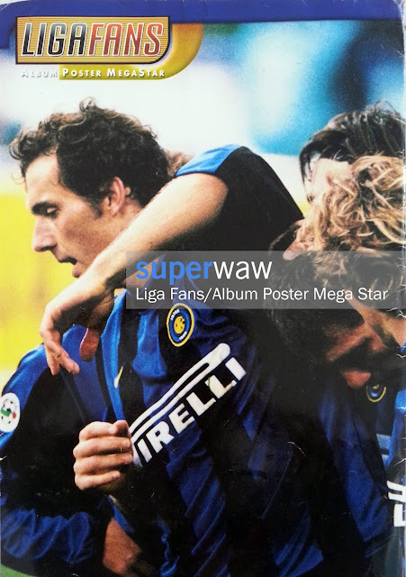 Poster Laurent Blanc (Inter Milan)
