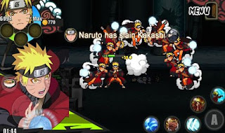 Naruto senki Final Mod Apk versi dewa Fixed 2 Update Terbaru 2017