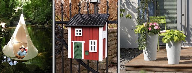 Nachlass für Gartendesign