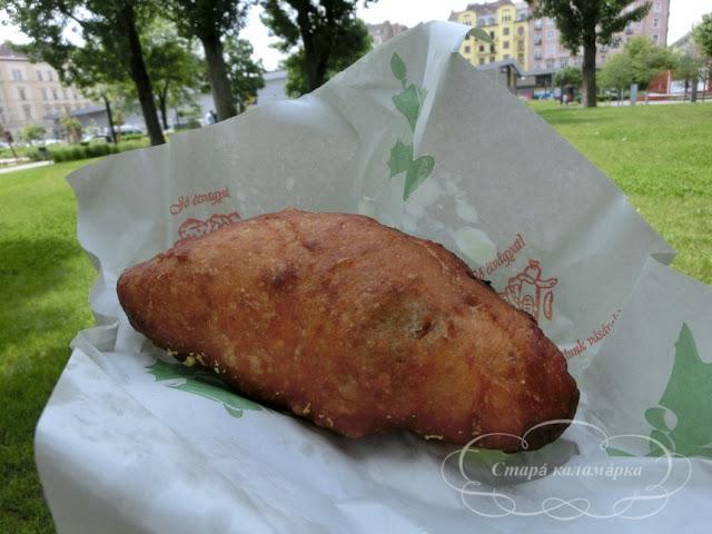 лангош, Будапешт, отзывы о Будапеште, блоги о жизни за границей, о жизни в венгрии