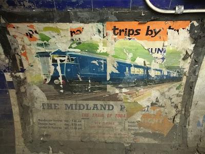 Pullman train poster