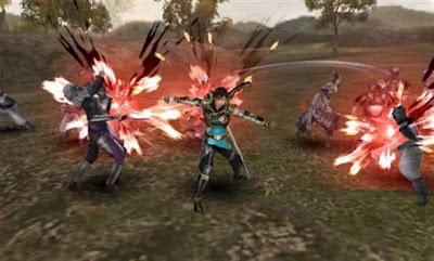 Samurai Warriors Chronicles 3DS CIA USA