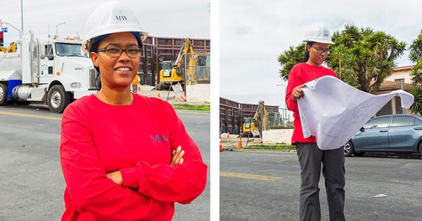 Melissa Wyatt, Black woman real estate developer