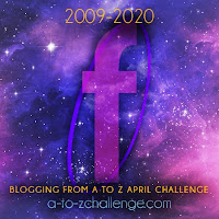 #AtoZChallenge 2020 Blogging from A to Z Challenge letter F