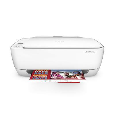 One Wireless Printer amongst Mobile Printing HP DeskJet 3634 Driver Downloads