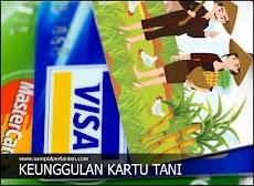 KARTU TANI vs ATM vs Kartu Debit