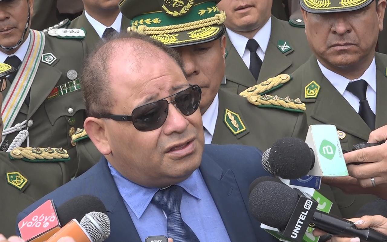 La Policía queda fuera del patrullaje en fronteras, informó el funcionario / ÁNGEL SALAZAR