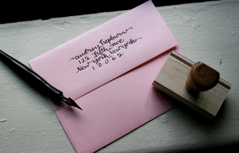 Return Labels For Wedding Invitations: Lauren's Box: Death To Wedding Invitations