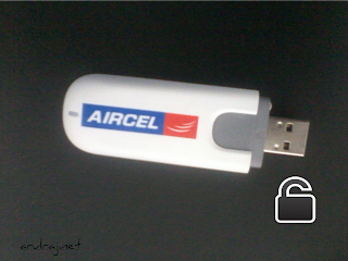 Aircel datacard