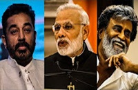 How did Kollywood react to PM Modi's masterstroke?