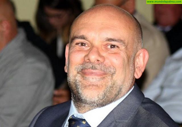El Consejo Político Insular de CC elige por unanimidad a Fran Ferraz  como número 2 al Cabildo de La Palma