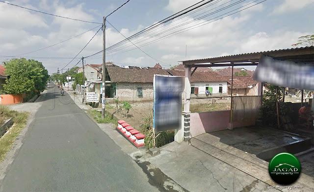 Tanah Dijual jalan Kaliurang Km 8