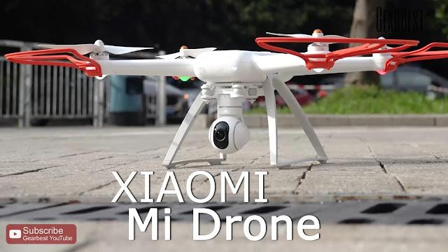 MI Xiomi Drone