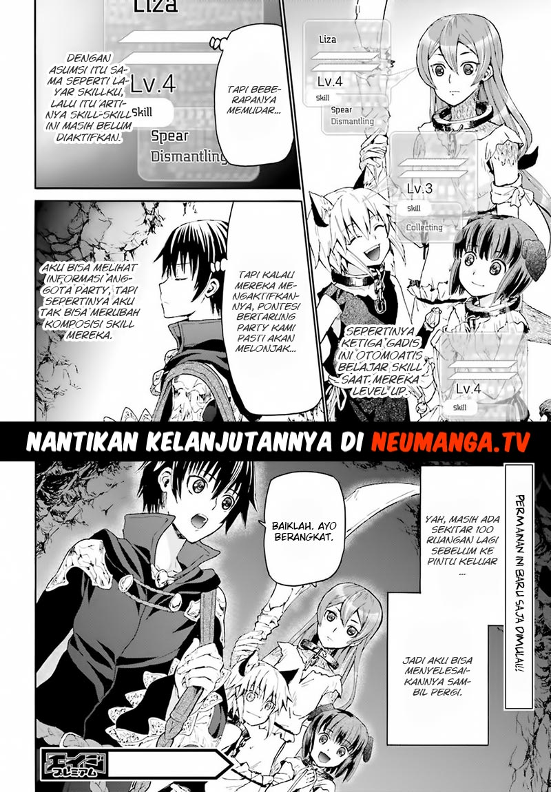 Baca Manga Death March Chapter 8 Bahasa Indonesia
