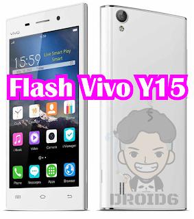 Cara Flash Vivo Y15 Tanpa PC