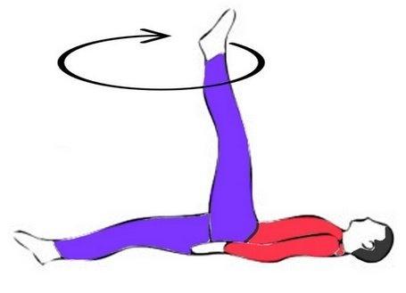 Gerakan Leg Circles