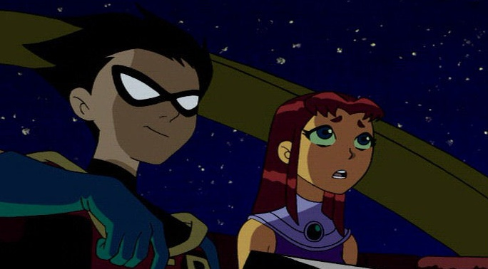 Teen Titans Final Exam