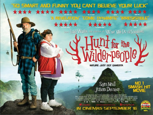review filem,movie review, Movie Review: Hunt for the Wilderpeople,filrm,movie,movie best 2016