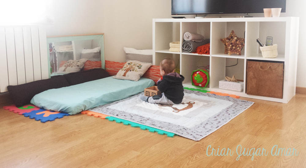 adaptando nuestra casa a montessori | criar jugar amar