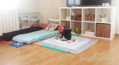 ambiente preparado, montessori, metodo montessori, espejo de seguridad