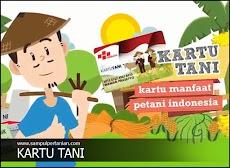 Kartu Tani, Kartunya para petani Indonesia